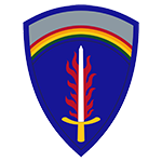 Logo: U.S. Army Europe and Africa